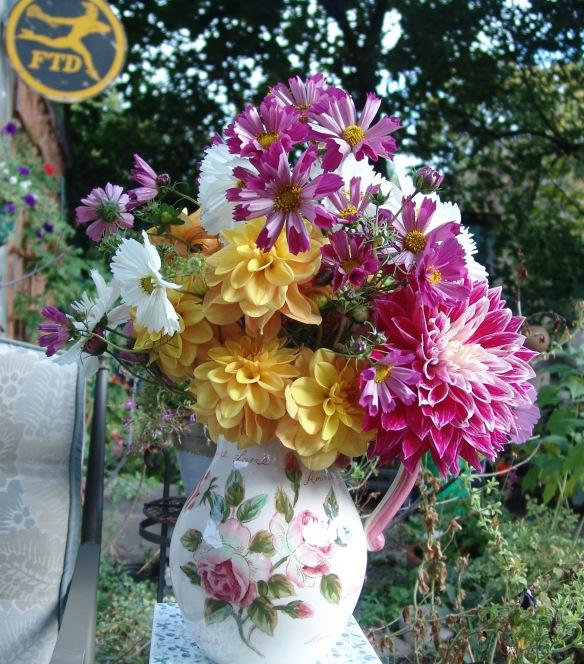 vase ftd left